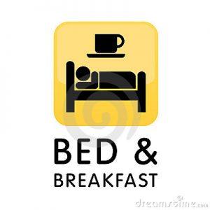 bed breakfast logo